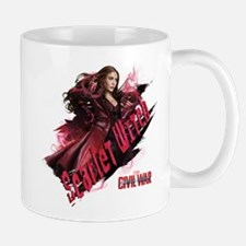 Scarlet Witch Attack Mug