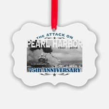 Pearl Harbor Attack Ornament