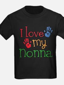 I Love Nonna T-Shirt