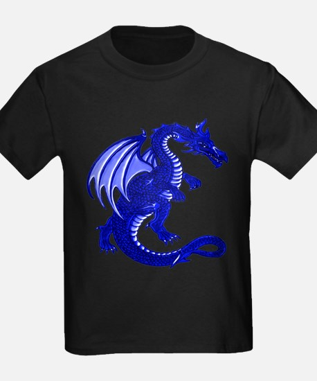 Blue Dragon Tee (Light) T-Shirt