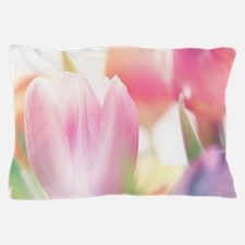 Beautiful Tulips Pillow Case