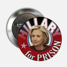 "Hillary for Prison 2.25"" Button"