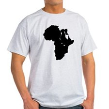Africa and Man T-Shirt