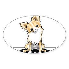 LH Chihuahua Sit Pretty Decal