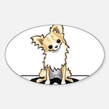 LH Chihuahua Sit Pretty Decal