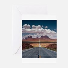Monument Valley. Greeting Cards