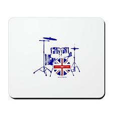 British drum kit... Mousepad