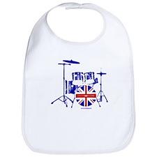 British drum kit... Bib