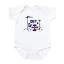 British drum kit... Infant Creeper