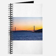 Golden Gate Sunset Journal