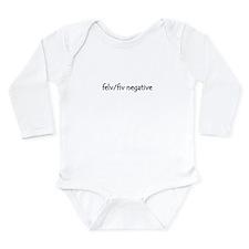 felv/fiv negative Body Suit