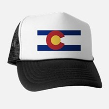 Cute State of colorado Trucker Hat