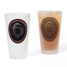 The Observable Universe Drinking Glass