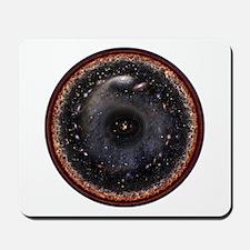 The Observable Universe Mousepad