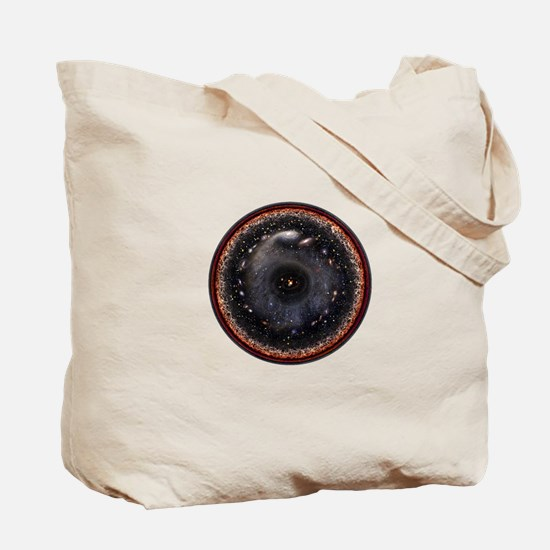 The Observable Universe Tote Bag