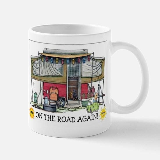 On The Road Again Mugs