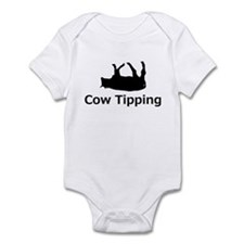 Cow Tipping Infant Bodysuit