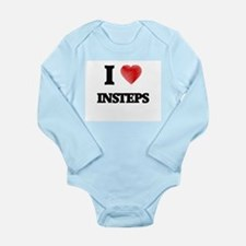 I Love Insteps Body Suit