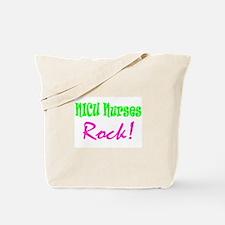 NICU Nurses Rock! Tote Bag