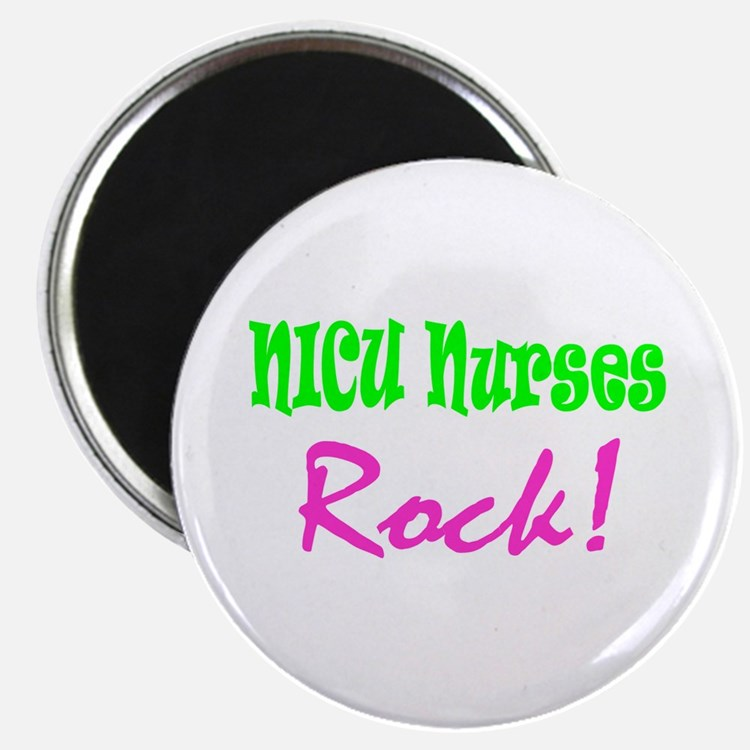 NICU Nurses Rock! Magnet
