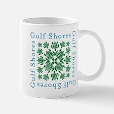 Gulf Shores turtle kaleidoscope- Mug