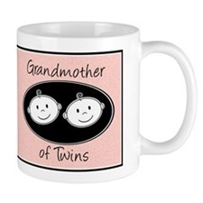 Grandmother of Twins Mug