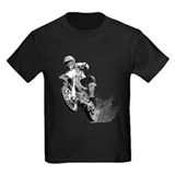 Motocross Kids T-shirts (Dark)