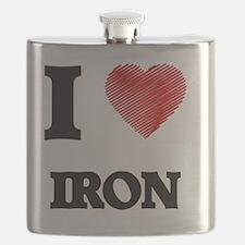 Funny Ferrous Flask
