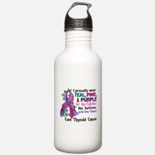 For Fighters Survivors Water Bottle