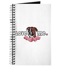 Love Me Boxer Journal