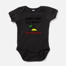 Cute Science experiment Baby Bodysuit
