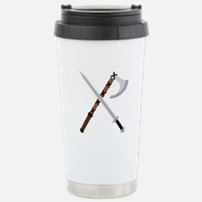 Sword & Axe Travel Mug