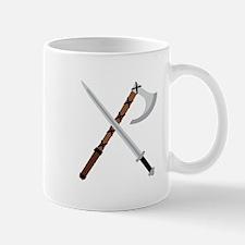 Sword & Axe Mugs