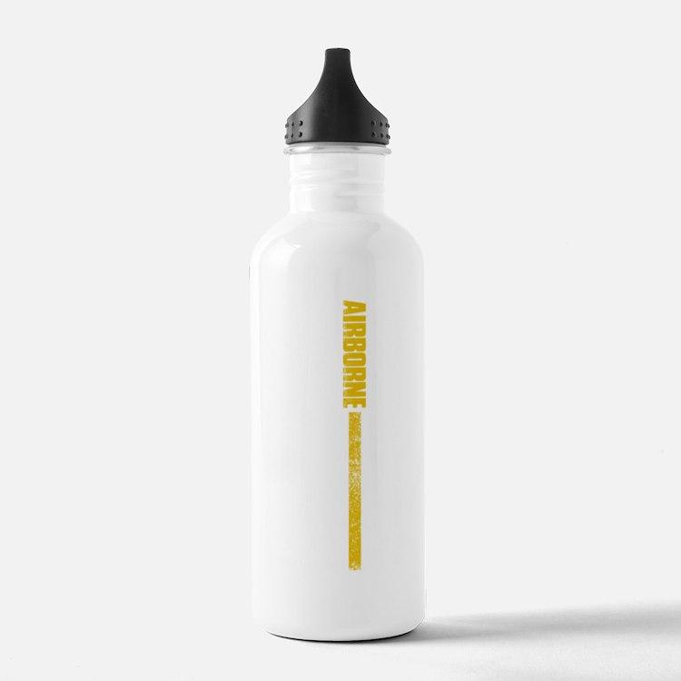 Cute Paratrooper Water Bottle