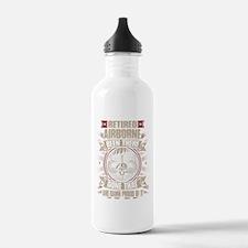 Unique Paratrooper Water Bottle