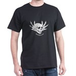 skully dark t-Shirt