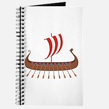 Viking Boat Journal