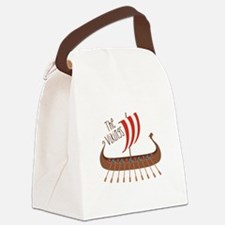 The Vikings Canvas Lunch Bag