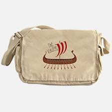 The Vikings Messenger Bag