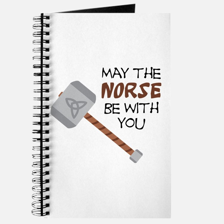 Norse Be With You Journal