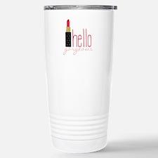 Gorgeous Lipstick Travel Mug