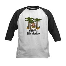 Daddy's Silly Monkey Boy Tee