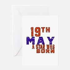 19 May A Star Was Born Greeting Card