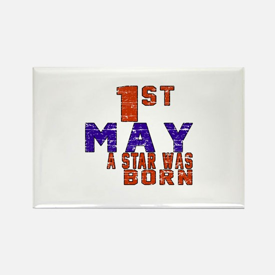 01 May A Star Was Born Rectangle Magnet (10 pack)