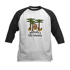 Mommy's Silly Monkey Boy Tee