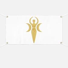 Pagan Goddess Banner