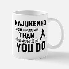 Kajukenbo More Awesome Martial Arts Mug