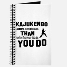 Kajukenbo More Awesome Martial Arts Journal