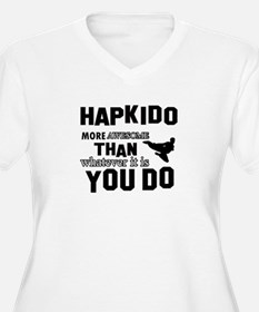 Hapkido More Awes T-Shirt
