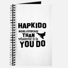 Hapkido More Awesome Martial Arts Journal